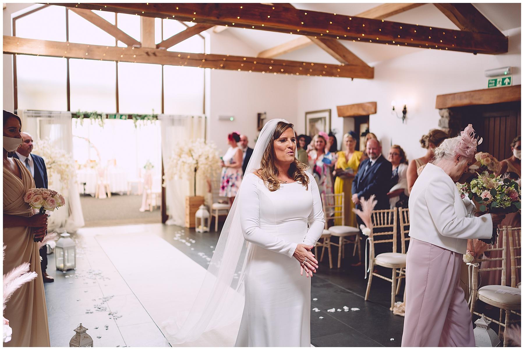 Wedding at Ocean View Gower