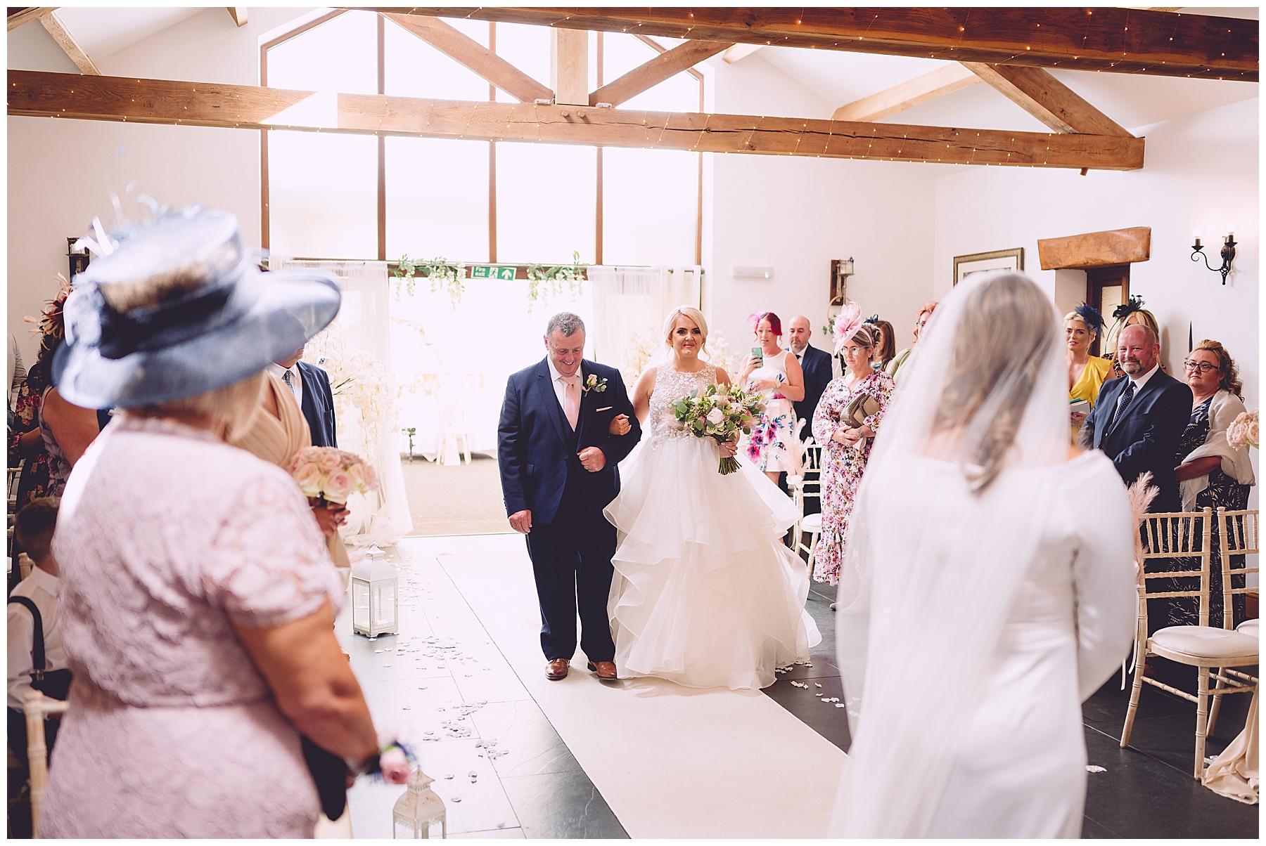 Ocean View Gower Wedding