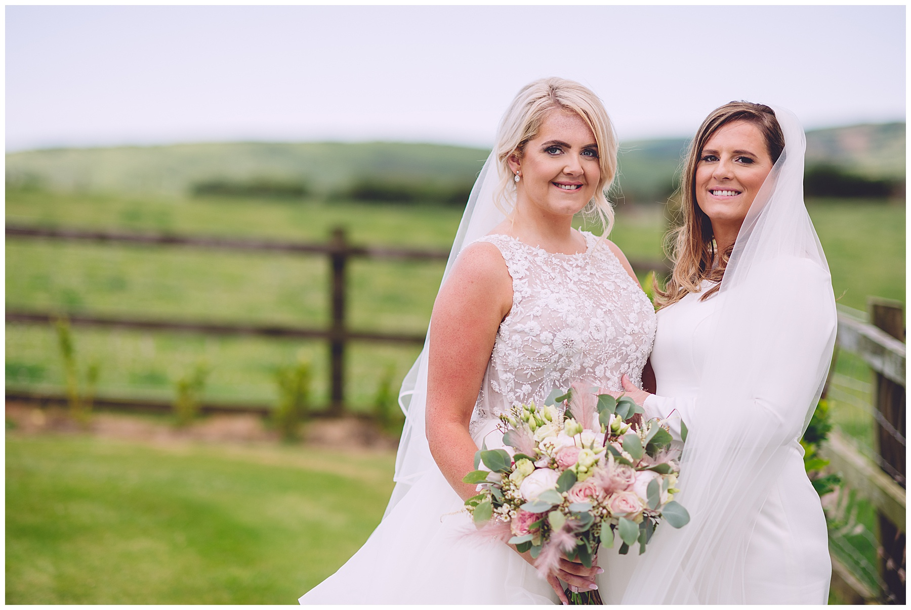 Ocean View Gower Wedding Photos