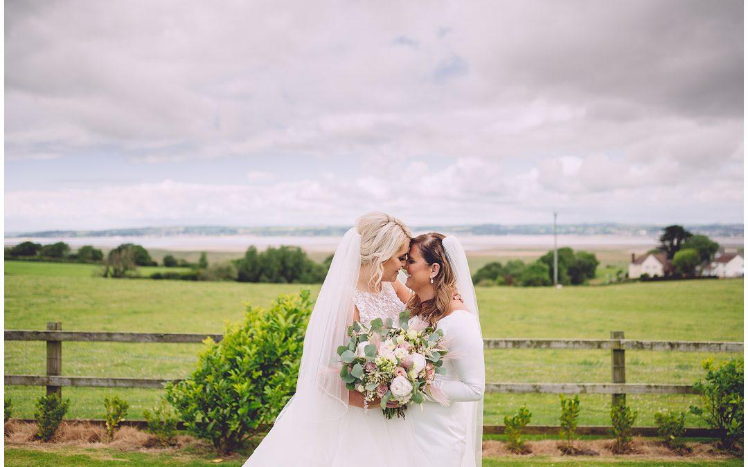 Ocean View Wedding – Hollie & Michelle