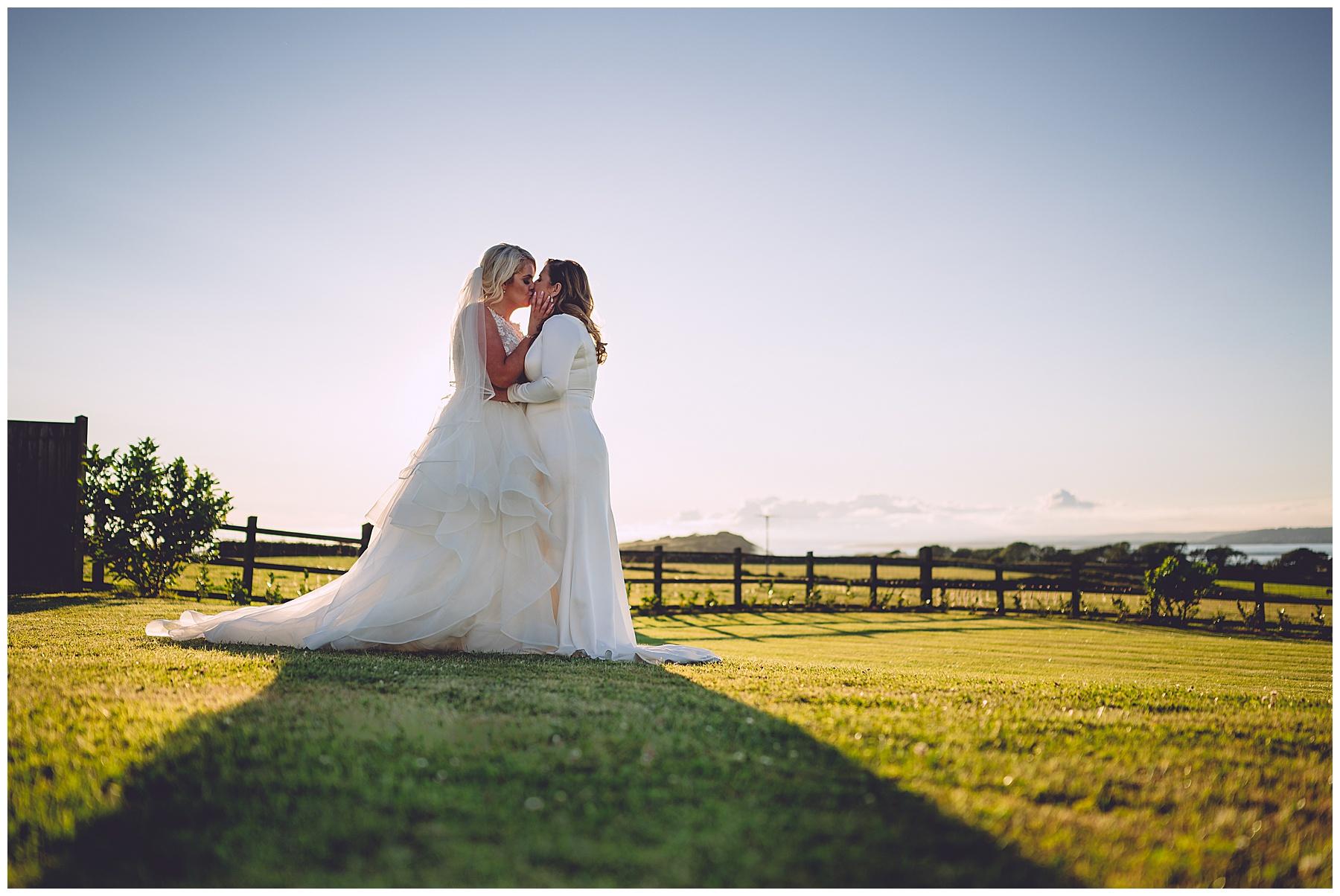 Ocean View Wedding Gower