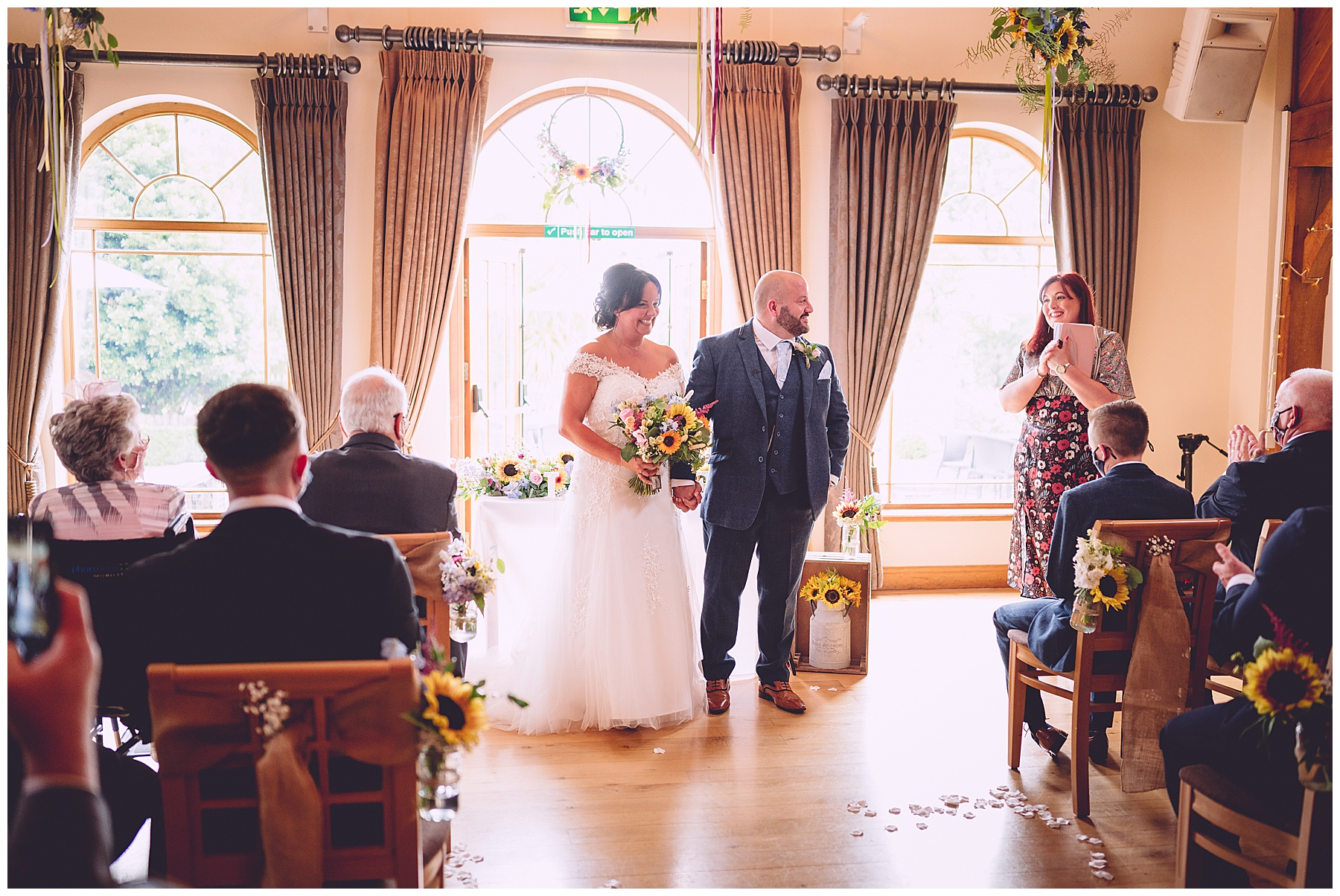 Wedding at King Arthur Hotel