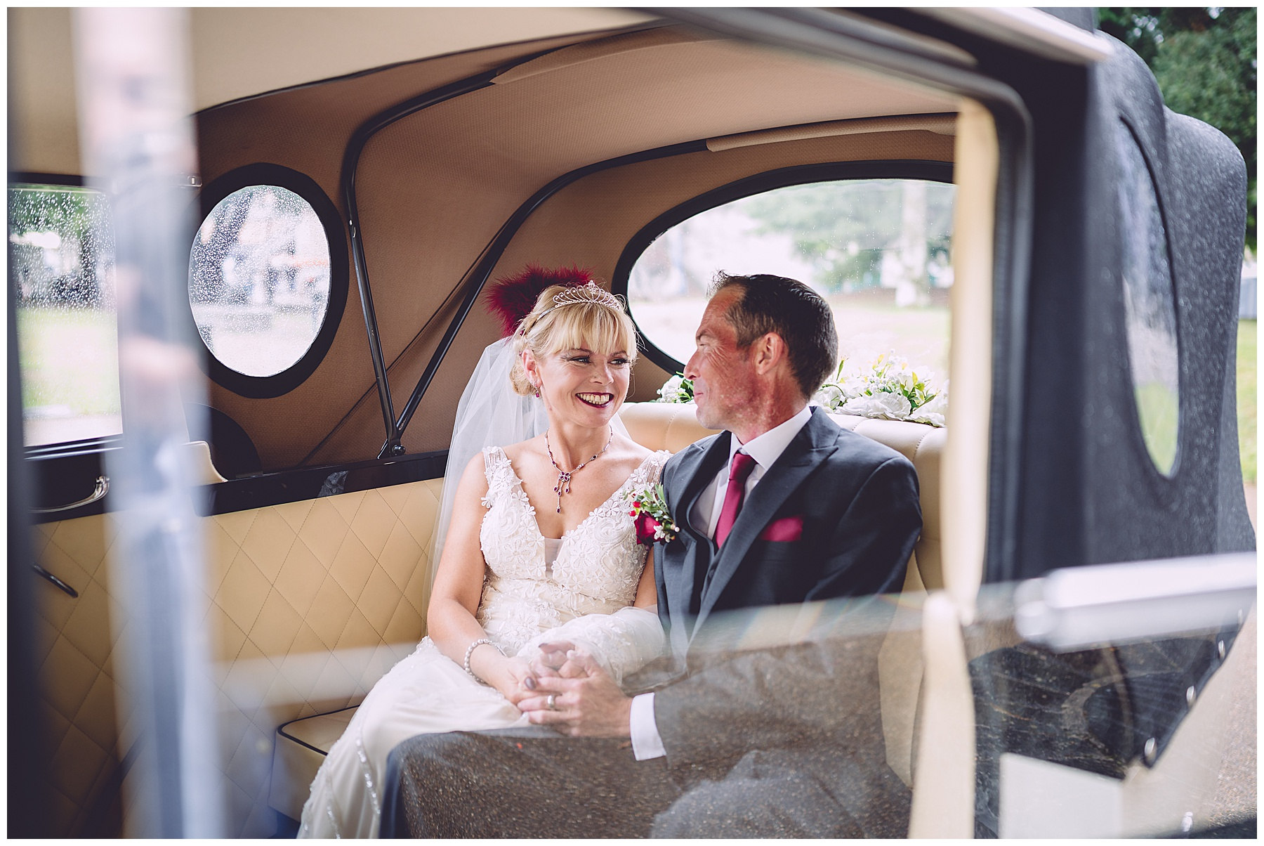 Cardiff Castle Wedding