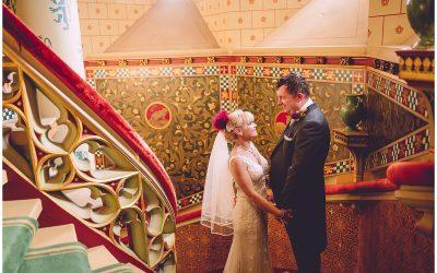 Cardiff Castle Wedding – Charmaine & Craig