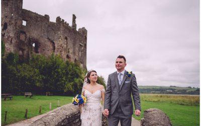 Llety Cynin Wedding – Nadia & Daniel