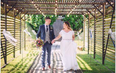 Woodhouse Barn Wedding – Sian & Jake
